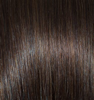 Remy 100% Human Hair Extension Color Chestnut Brown