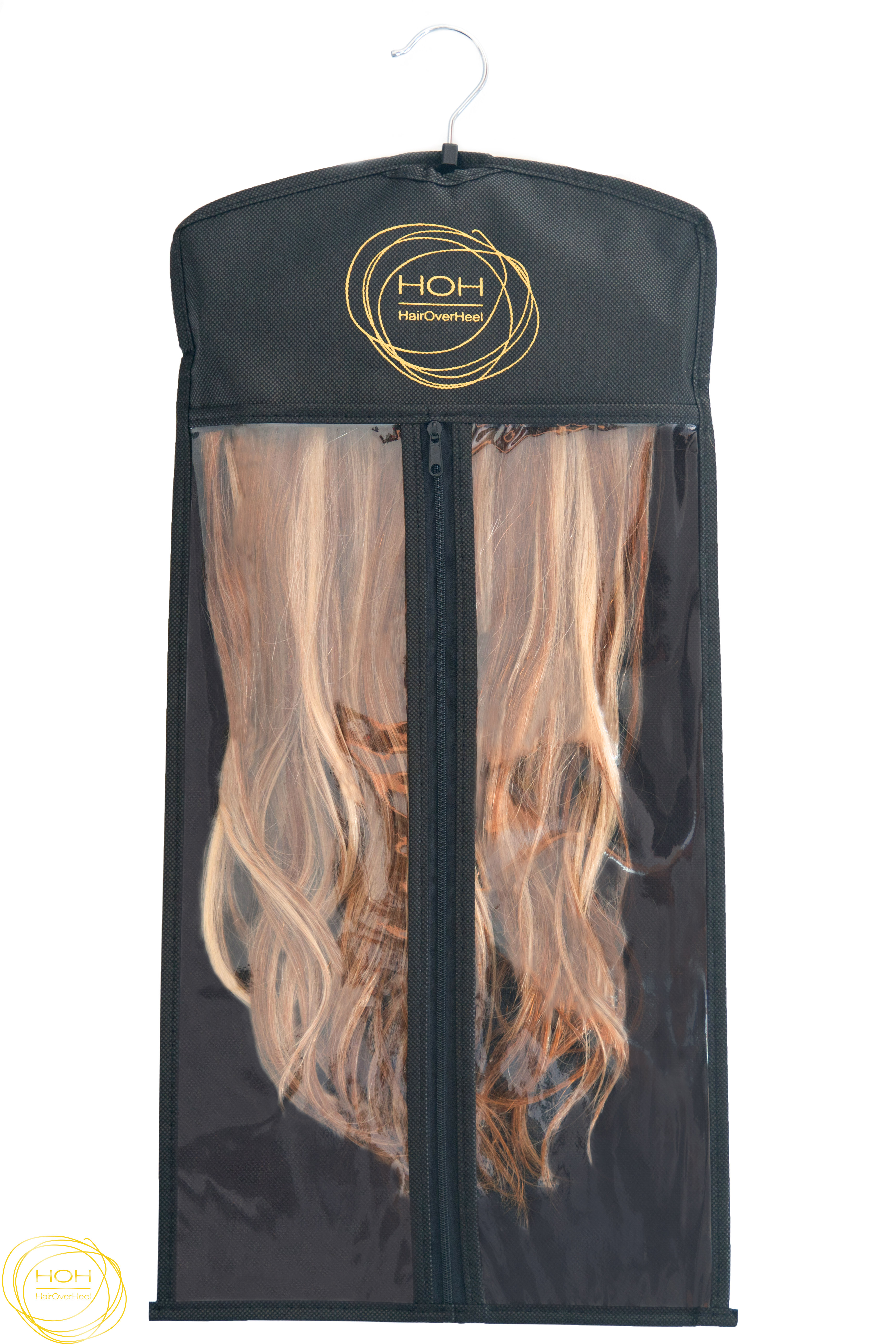 Storing Hair Extensions Whats The Best Way To Store Clip In Hair